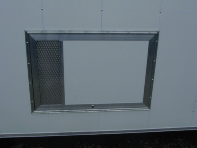 Miscellaneous photos of enclosed trailers